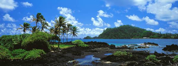 Kauiki Hill, Hana Maui